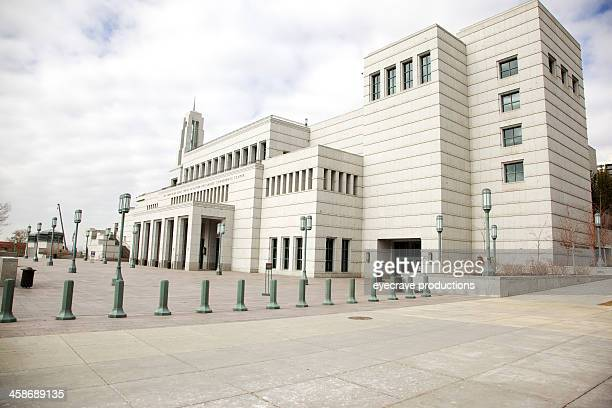 Official Mormon LDS buildings complex - conferene center