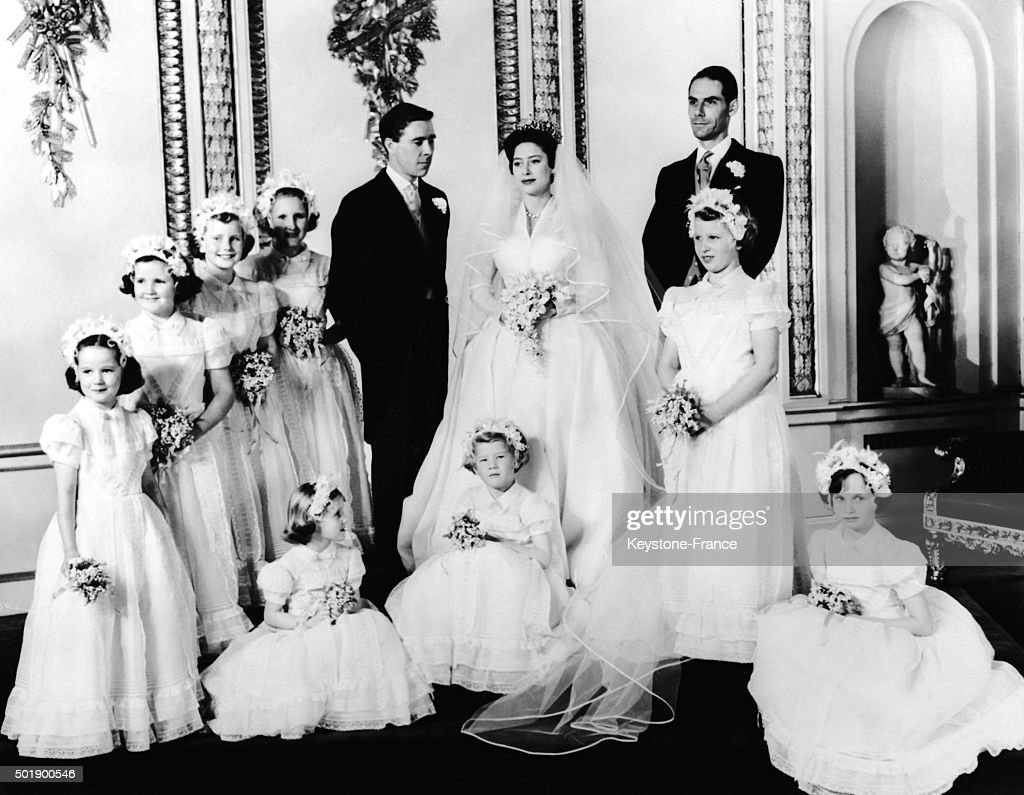 Wedding Of Princess Margaret With Antony Armstrong Jones At ...