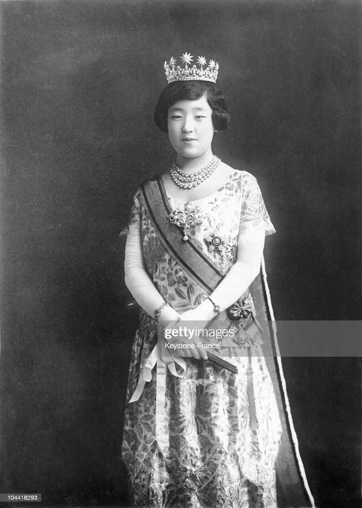 Empress Nagako In The 1930's : News Photo