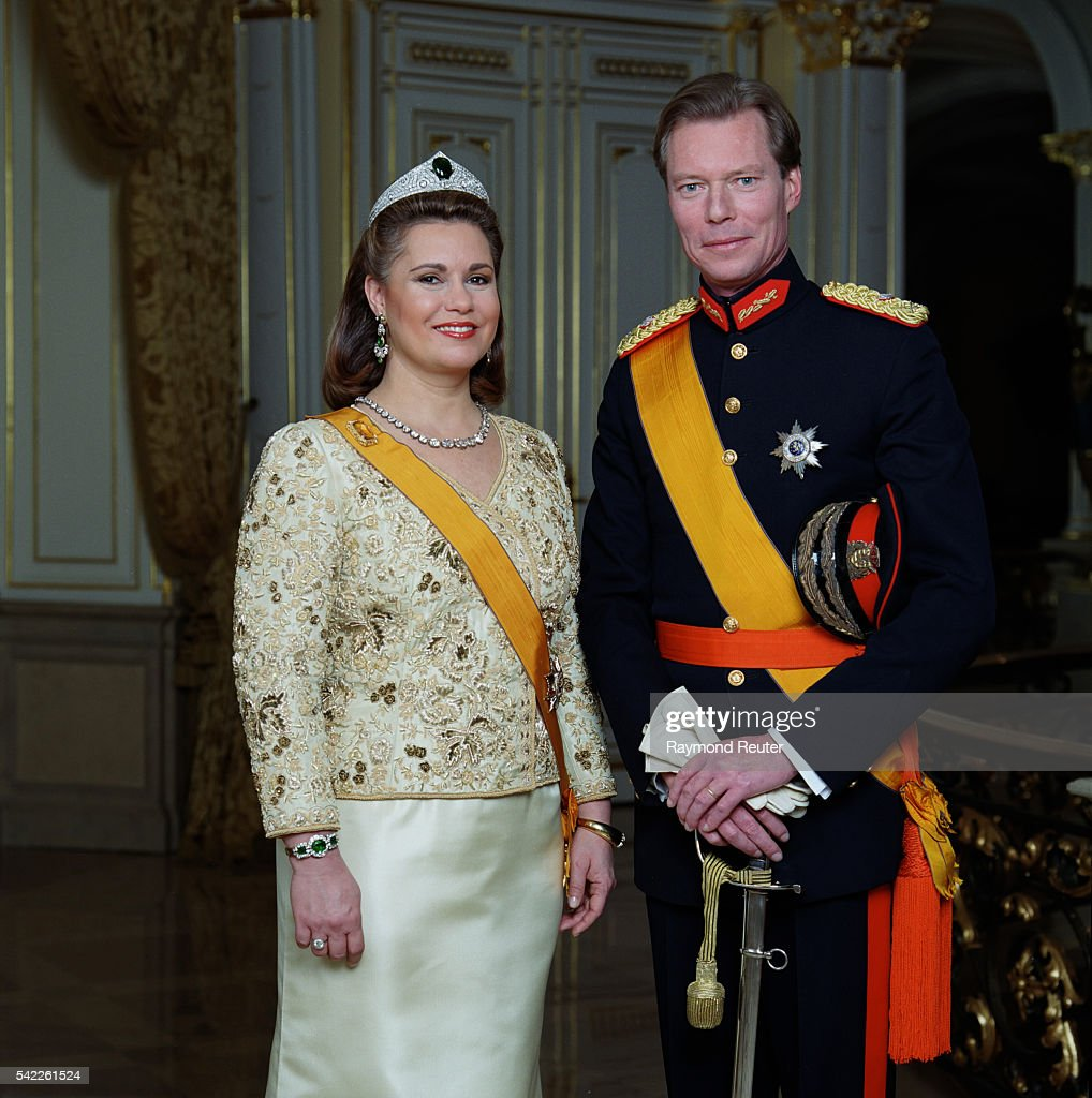 LUXEMBOURG ROYALS: 20TH WEDDING ANNIVERSARY : News Photo