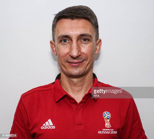 Official Portrait of Pawel GIL from Poland for the FIFA World Cup Russia 2018 on April 19 2018 in Russia