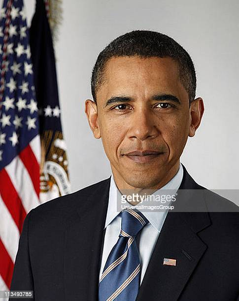 Official portrait of United States President Barack Obama in 2010