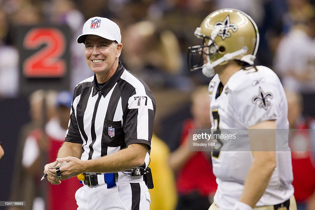 Minnesota Vikings v New Orleans Saints : News Photo