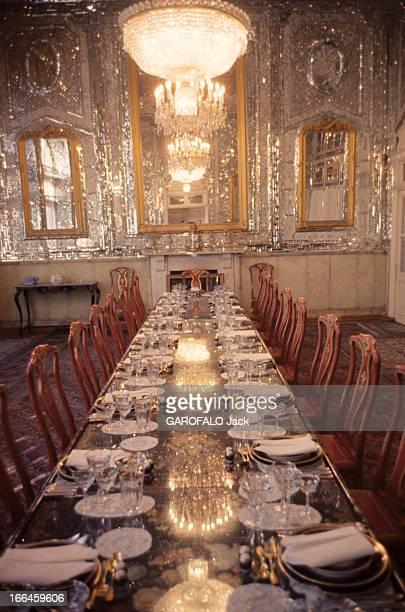 Official Travel Of General Charles De Gaulle In Iran Téhéran octobre 1963 A l'occasion de la visite officielle du Général Charles DE GAULLE en Iran...