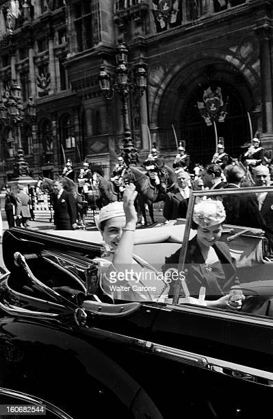official visit of marshal tito in france pictures getty images. Black Bedroom Furniture Sets. Home Design Ideas