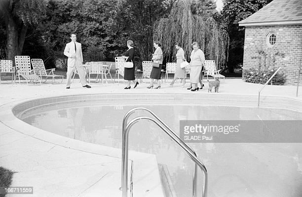 Official Visit Of Nikita Khrushchev To The United States EtatsUnis Washington 1er octobre 1959 visite officielle de Nikita Khrouchtchev président du...