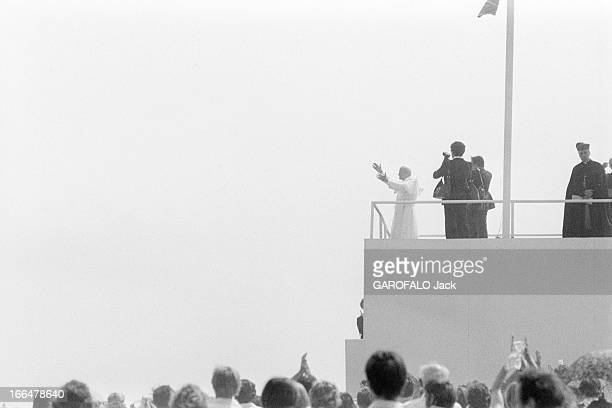 Official Visit Of Pope JohnPaul Ii To Poland En Pologne en juin 1979 lors d'une visite officielle dans son pays d'origine vue du Pape JEANPAUL II...