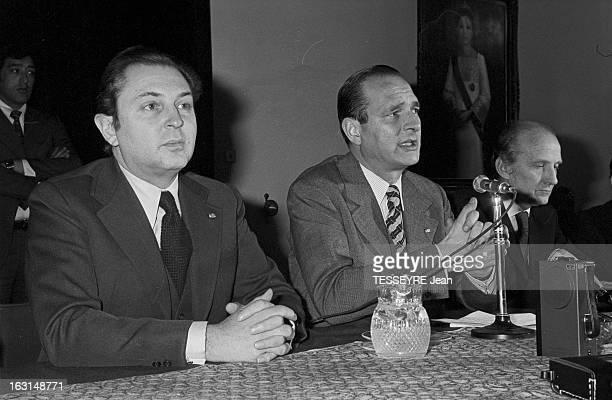 Official Visit Of Prime Minister Jacques Chirac To Iran En decembre 1974 à l'occasion d'une visite officielle en Iran le premier ministre Jacques...