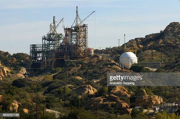 Officials with Rocketdyne are giving the media their side of the story regarding contamination caused by their rocket and nuclear test site in the...