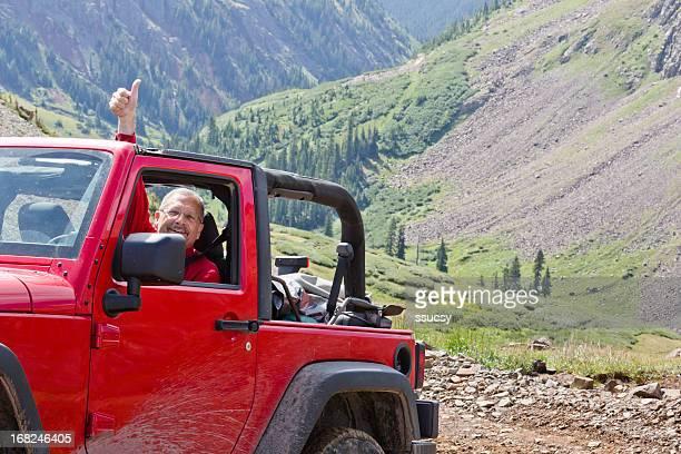 offroad mountain adventure