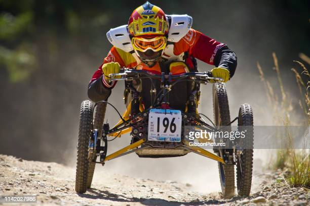Off-Road Wheelchair Racer