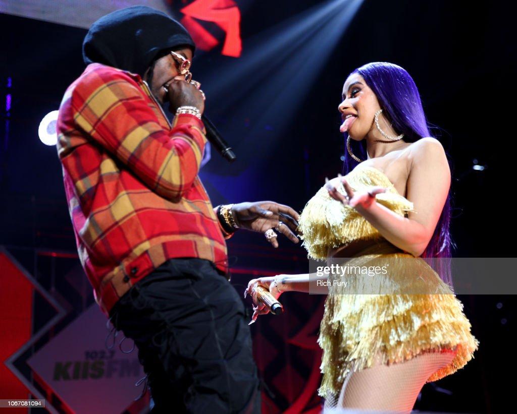 102.7 KIIS FM's Jingle Ball – Show