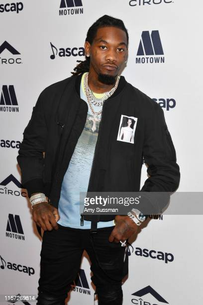 Offset attends 2019 ASCAP Rhythm Soul Music Awards at the Beverly Wilshire Four Seasons Hotel on June 20 2019 in Beverly Hills California