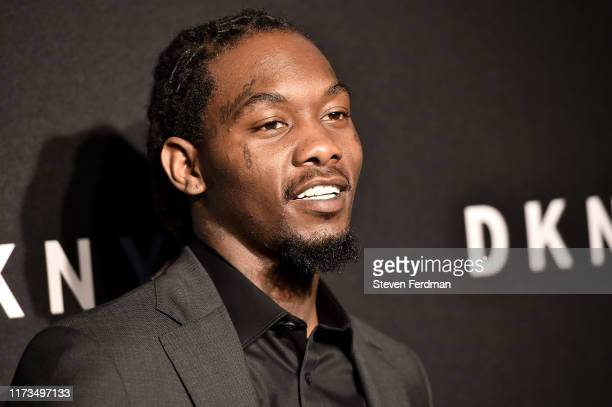 Offset attends the DKNY 30th Anniversary party at St. Ann's Warehouse on September 09, 2019 in New York City.