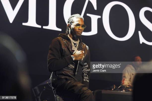 Offset of Migos at Rolling Stone Live Minneapolis presented by MercedesBenz and TIDAL Produced in partnership with Talent Resources Sports on...
