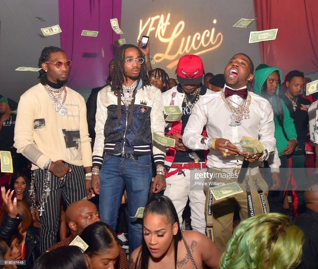 Trap Du Soleil Celebrating YFN Lucci