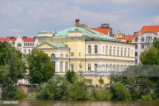 Žofín palace in Prague