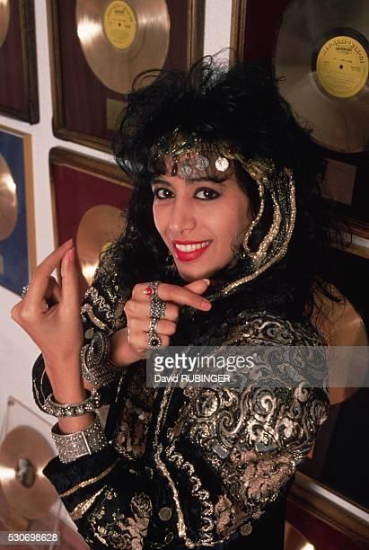 Ofra Haza Singer