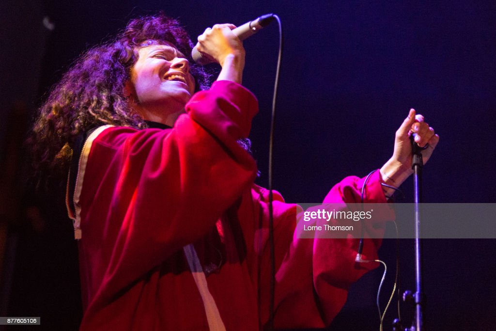 Ofrin performs at Islington Assembly Hall on November 22, 2017 in London, England.