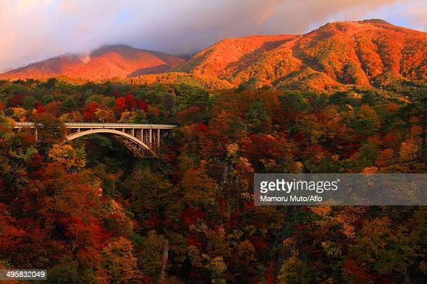 Ofukasawa Bridge, Miyagi Prefecture, Japan