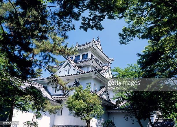 Ogaki Castle, Ogaki,  Gifu, Japan