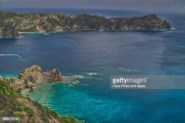 Ogasawara islands scenery