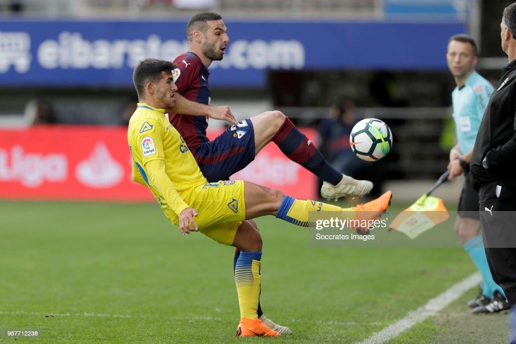 Eibar v Las Palmas - La Liga