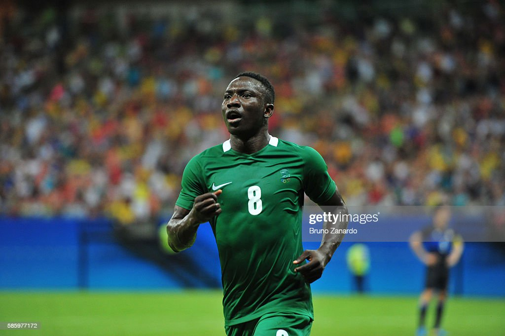 Nigeria v Japan: Men's Football - Olympics: Day -1
