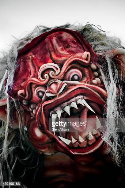 Ogoh-ogoh demon monster