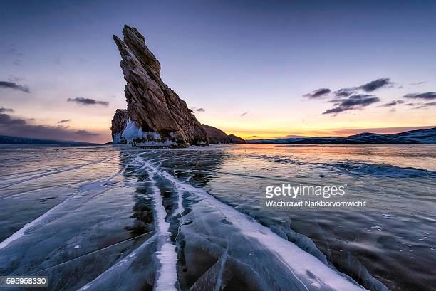 Ogoy island, Baikal Lake, Russia