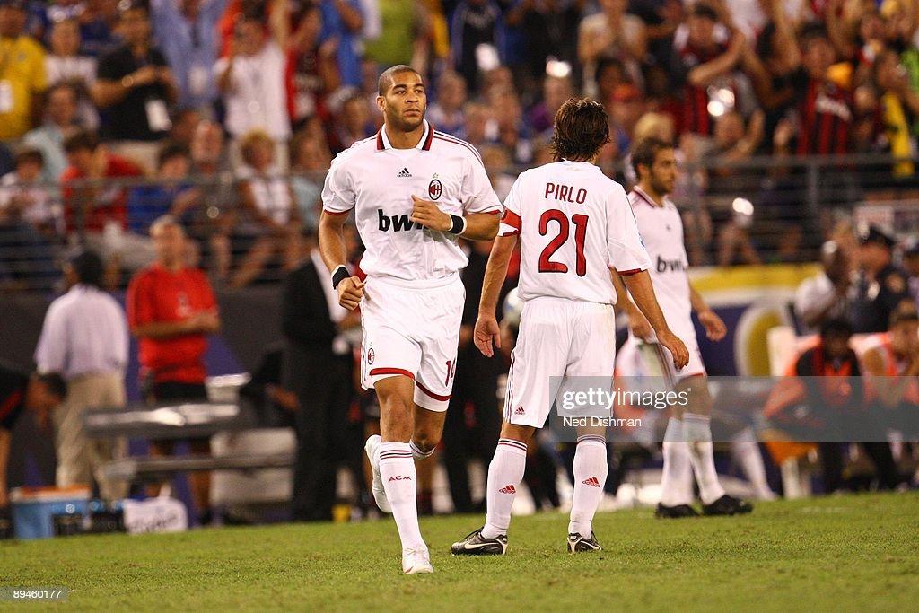 AC Milan v Chelsea FC : ニュース写真