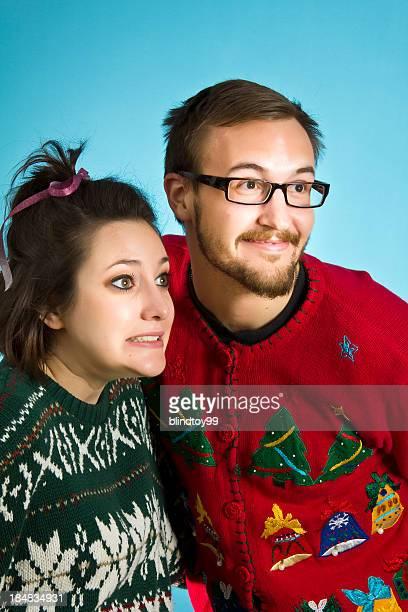 Oh boy it's sweaters