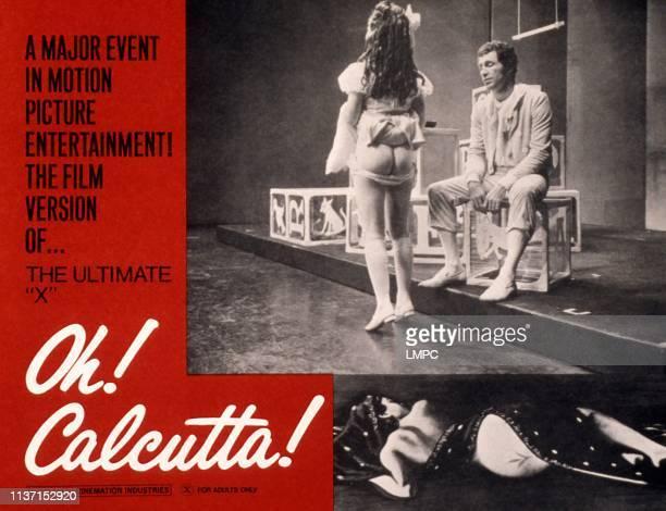 Oh Calcutta US lobbycard 1972