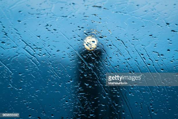 oh it's raining in bretagne - brest brittany stock pictures, royalty-free photos & images