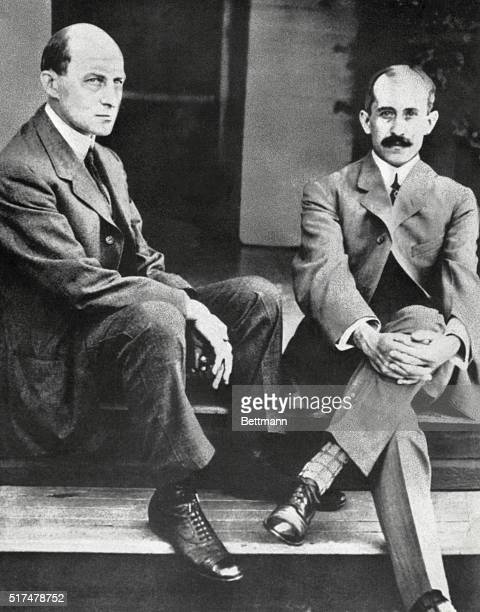Ohio brothers Wilbur and Orville Wright developed the first successful powered airplane which flew at Kitty Hawk in 1903
