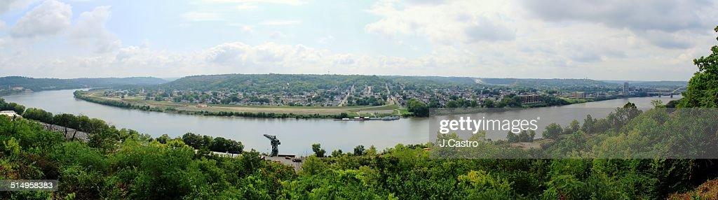 Ohio River : Stock Photo