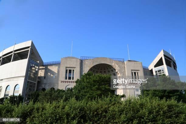 Ohio Stadium at The Ohio State University, Columbus, Ohio, United States