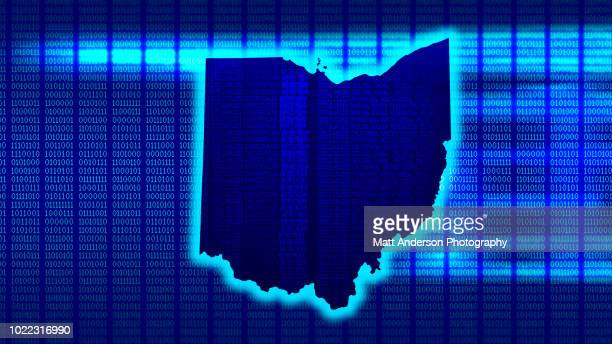 ohio - state 101010 - electoral college stock pictures, royalty-free photos & images