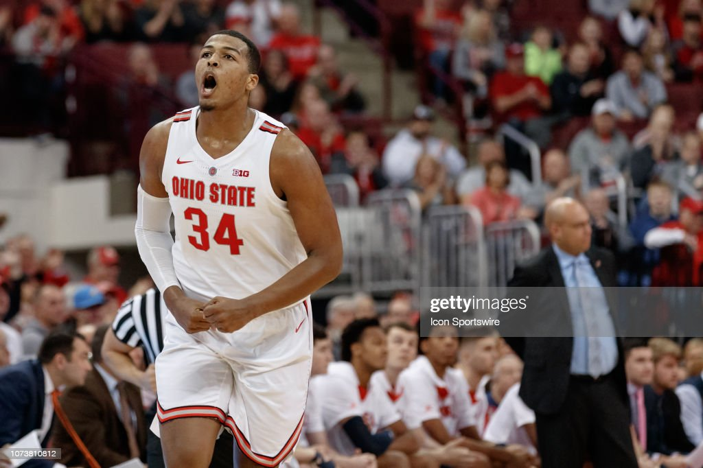 COLLEGE BASKETBALL: DEC 15 Bucknell at Ohio State : News Photo