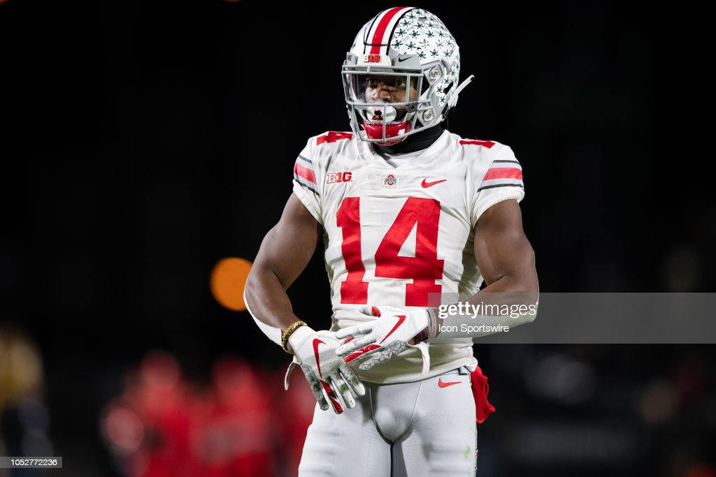COLLEGE FOOTBALL: OCT 20 Ohio State at Purdue : News Photo