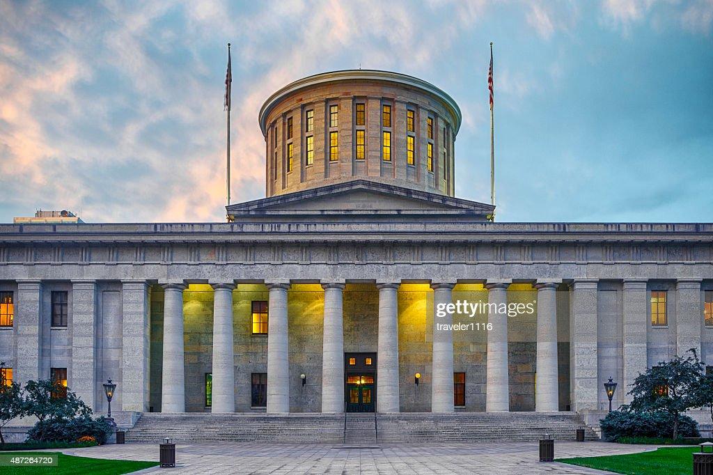 オハイオ州の議会議事堂 : ストックフォト