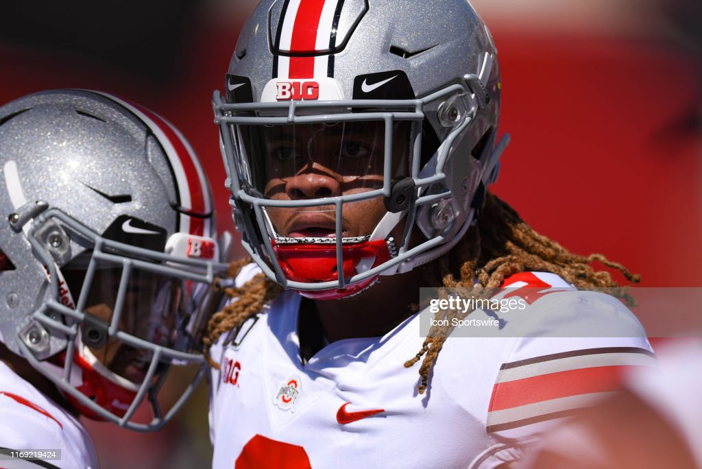 COLLEGE FOOTBALL: SEP 14 Ohio State at Indiana : News Photo