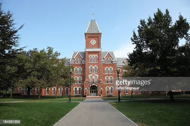 ohio state university - ohio stock photos and pictures