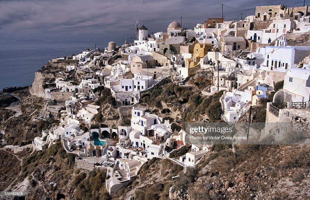 Oia : Stock Photo