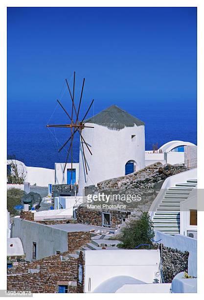 oia, santorini, greek islands - arte ストックフォトと画像