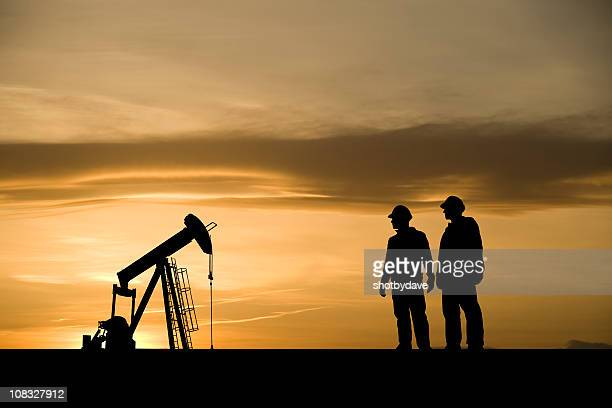 Oil and Gas Industry People