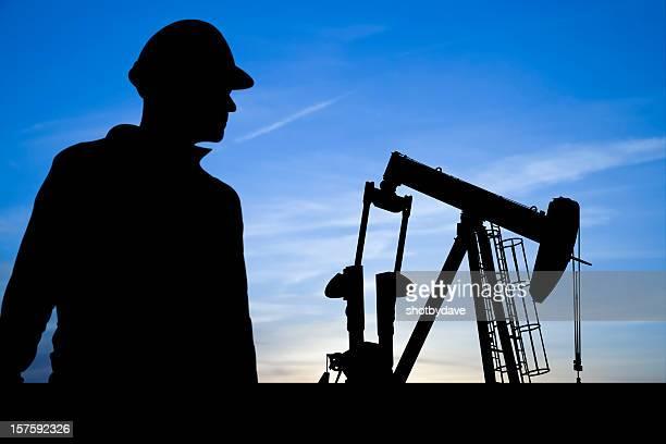 Öl und Gas Arbeitnehmer