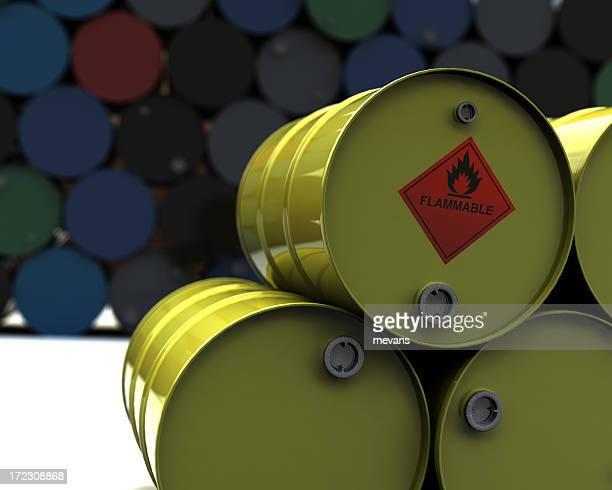 Barrel Öl