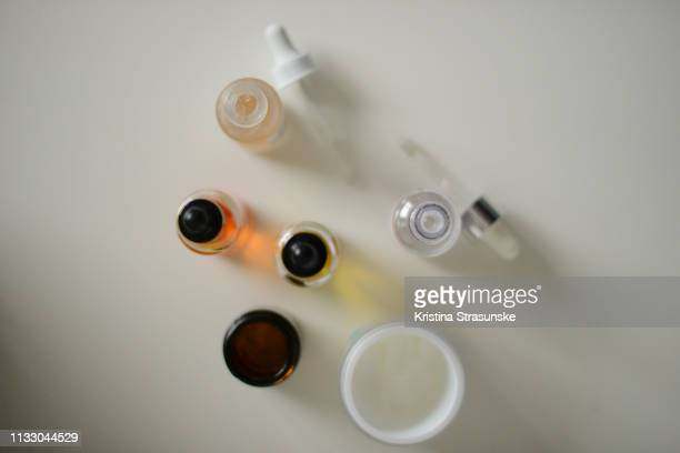 oil bottles for skin care