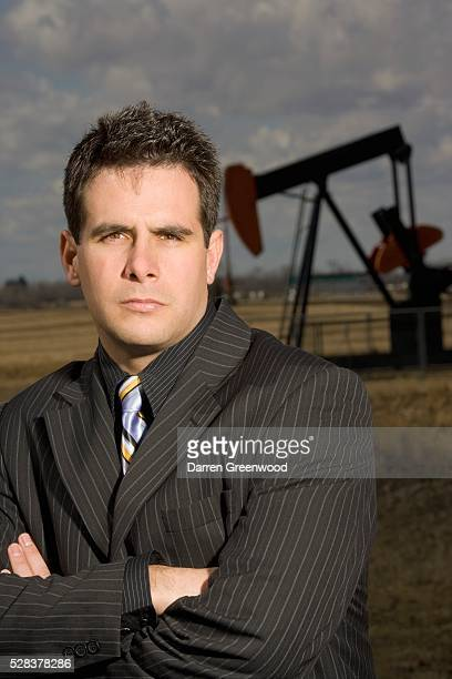 Oil businessman